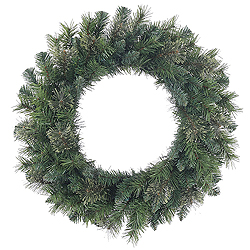 24 Inch Butte Mixed Pine Wreath