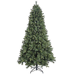 4.5 Foot Classic Mixed Pine Artificial Christmas Tree Unlit