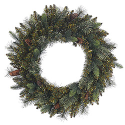 30 Inch Reno Mixed Pine Wreath