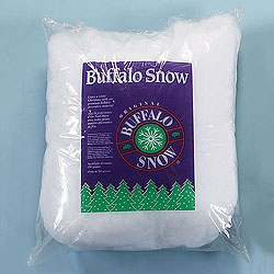 Artificial Buffalo Snow 10 Ounce Bag Box of 8