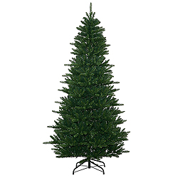 7.5 Foot Medium Nikko Instant Artificial Christmas Tree Unlit