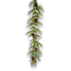 6 Foot Big Mountain Pine Garland