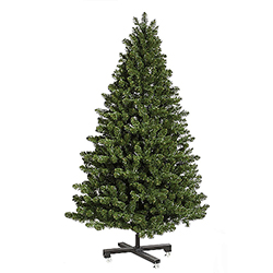 7.5 Foot Medium Grand Teton Artificial Christmas Tree Unlit