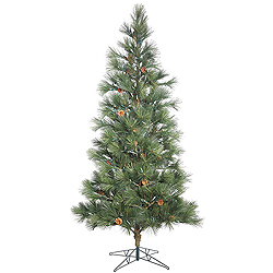 9 Foot Redmond Spruce Artificial Christmas Tree Unlit