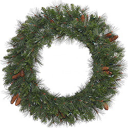 30 Inch Savannah Mixed Pine Wreath