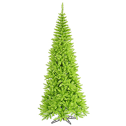 7.5 Foot Lime Fir Artificial Christmas Tree