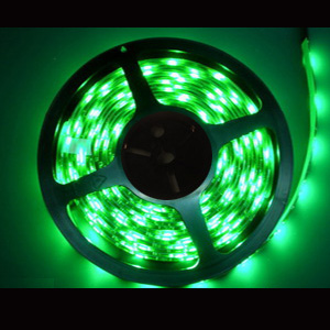 15 Foot LED Green Tape Lights 10MM Ribbon