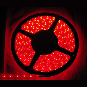 15 Foot LED Red Tape Lights 10MM Ribbon