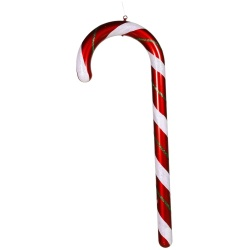 48 Inch Red White And Green Candy Cane Decoration