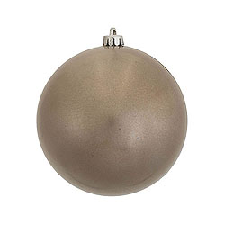 10 Inch Pewter Candy Round Ornament