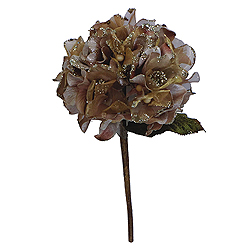 29 Inch Mauve Velvet Hydrangea Artificial Flower Decoration