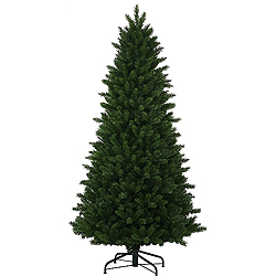 10.5 Foot Oregon Fir Instant Artificial Christmas Tree Unlit