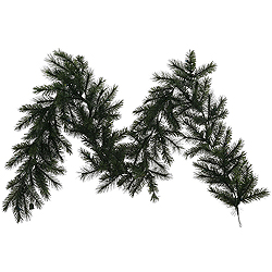 9 Foot Oregon Fir Garland