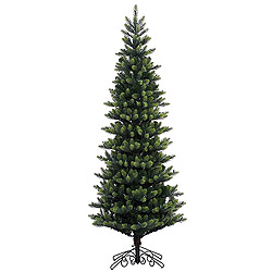 6.5 Foot Royal Spruce Instant Artificial Christmas Tree Unlit
