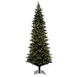 9 Foot Royal Instant Artificial Christmas Tree 900 LED Warm White Lights