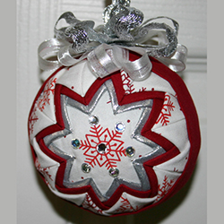 3 Inch Snowflake Majesty Ornament