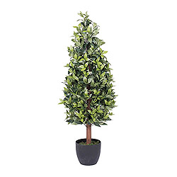 4 Foot Bay Potted Artificial Christmas Tree
