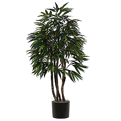 6 Foot Mango Executive Potter Artificial Plant