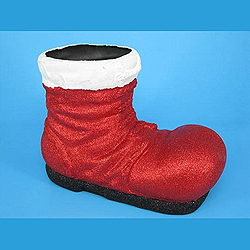 14 Inch Santa Boot Container