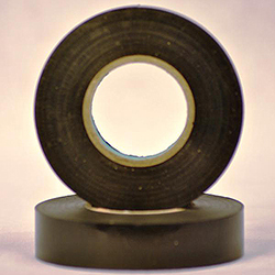 66 Foot Roll Of Black Electrical Tape