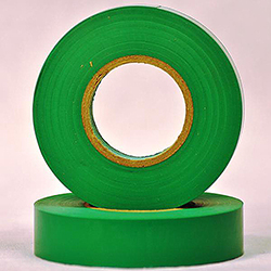 66 Foot Roll Of Green Electrical Tape