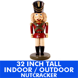 Traditional Nutcracker Decoration