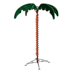 4.5 Foot LED Rope Light Palm Tree
