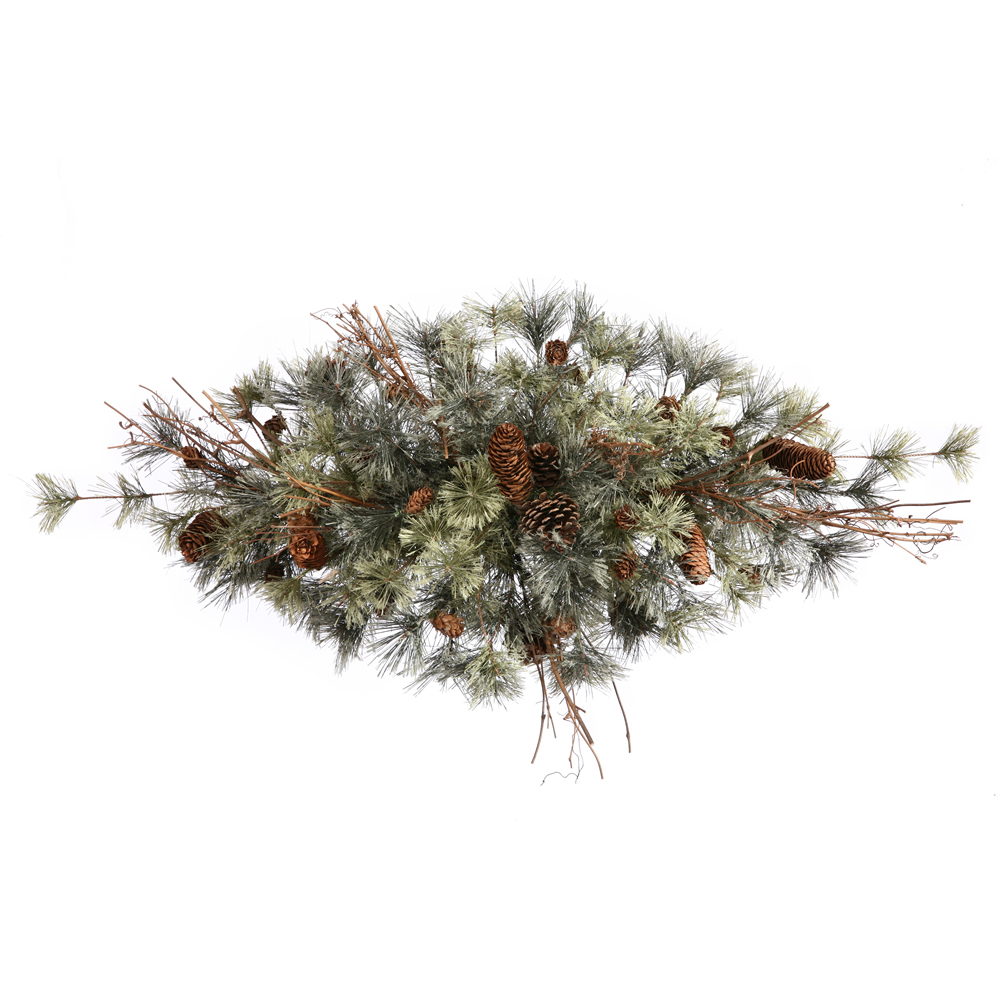 36 Inch Dakota Pine Decorative Artificial Christmas Swag Unlit