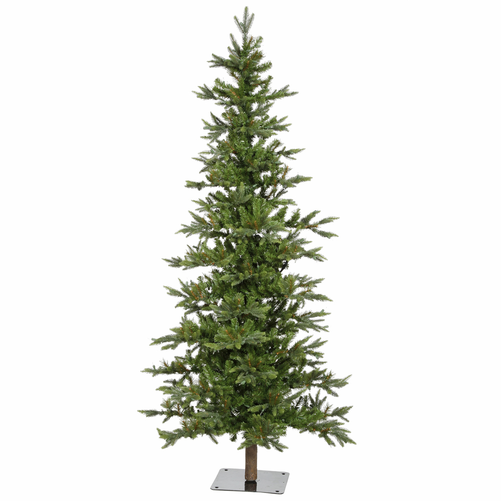 8 Foot Shawnee Fir Alpine Artificial Christmas Tree Unlit