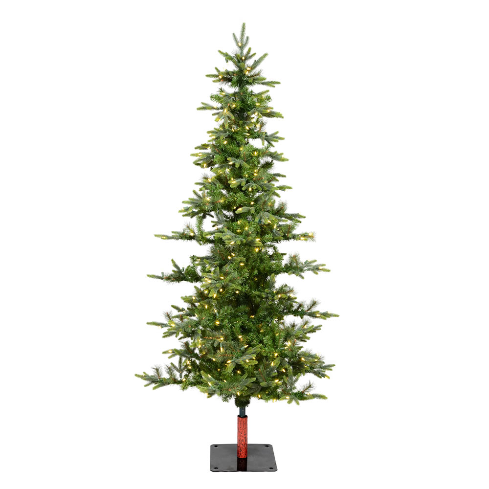 Artificial Christmas Trees - Prelit Artificial Christmas Trees ...