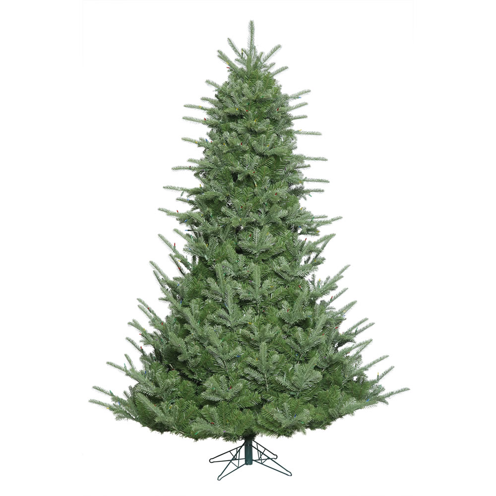 7.5 Foot Sheridan Spruce Artificial Christmas Tree Unlit