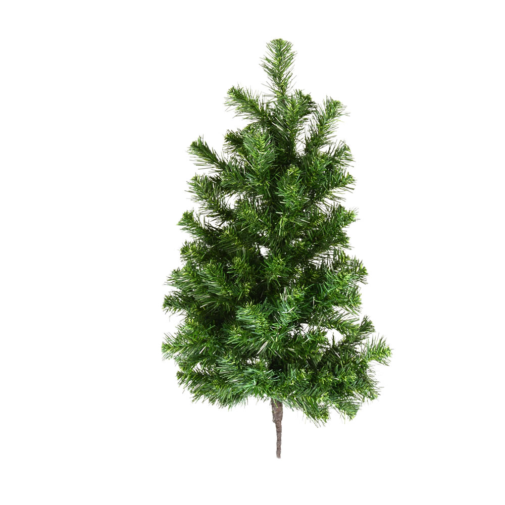 2 Foot Douglas Fir Artificial Christmas Wall Tree Unlit
