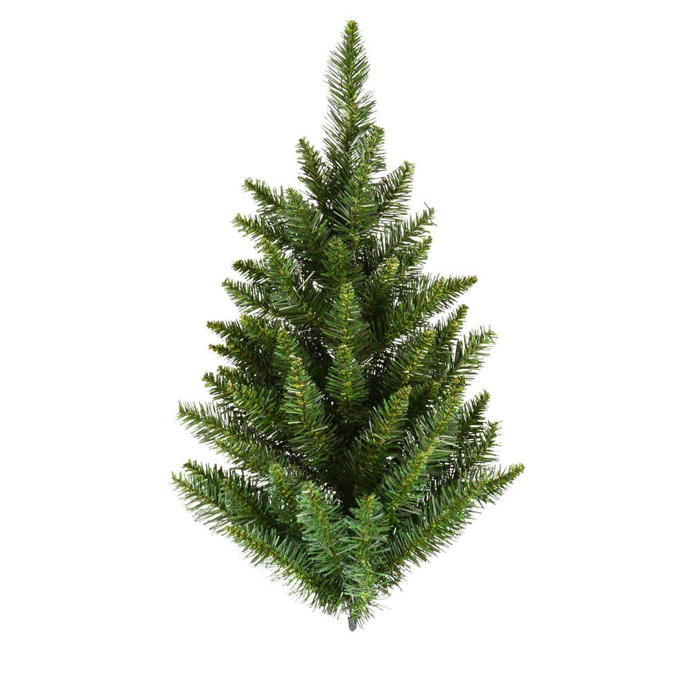 2 Foot Camdon Fir Half Artificial Christmas Wall Tree Unlit