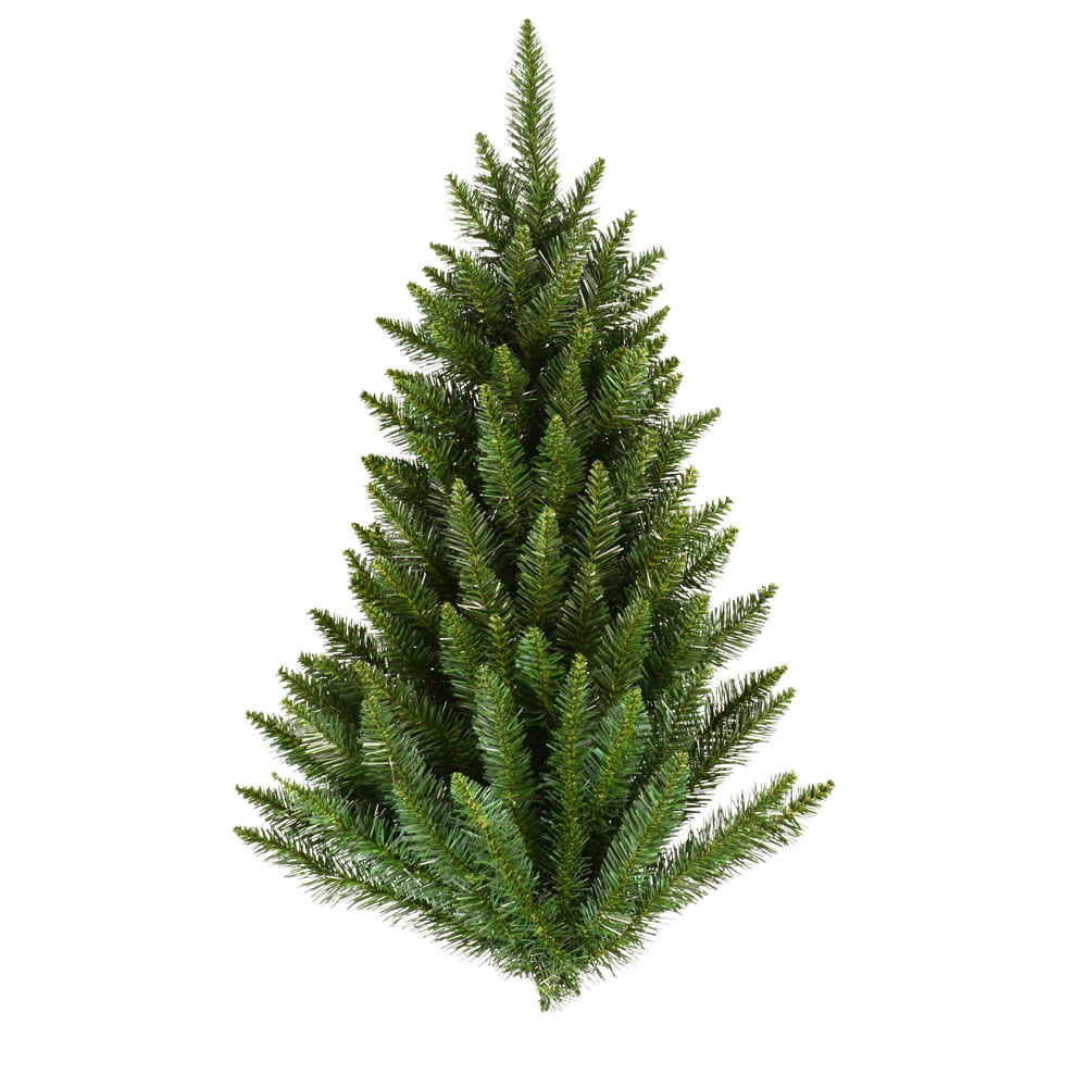 3 Foot Camdon Fir Half Artificial Christmas Wall Tree Unlit