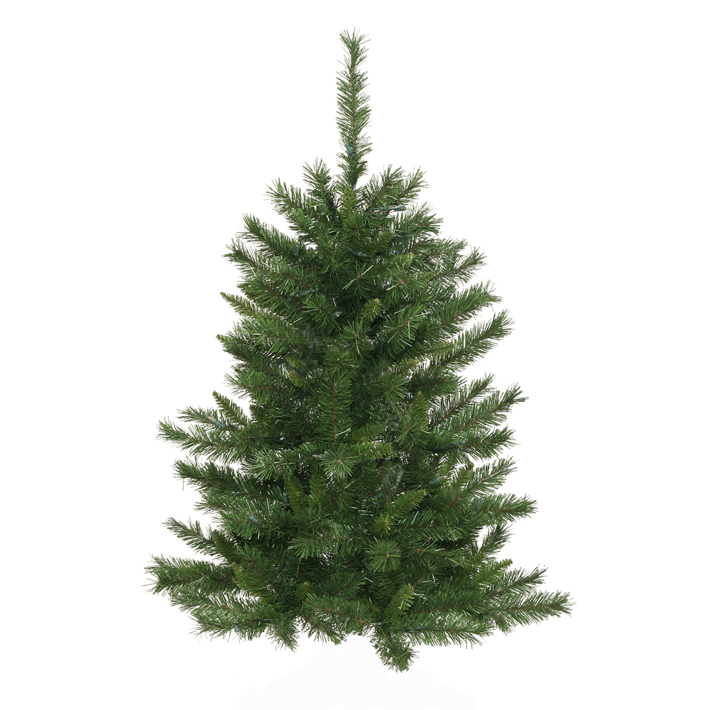 3 Foot Imperial Pine Artificial Christmas Wall Tree Unlit