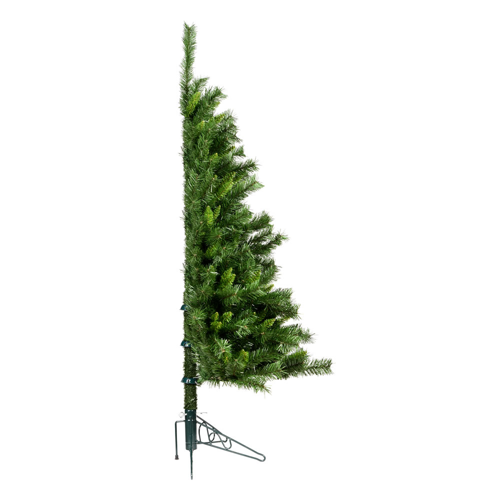 5 Foot Imperial Pine Artificial Christmas Wall Tree Unlit
