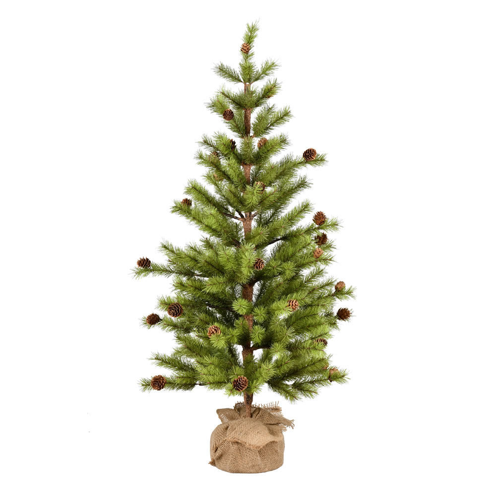 3 Foot Vernon Pine Artificial Tree