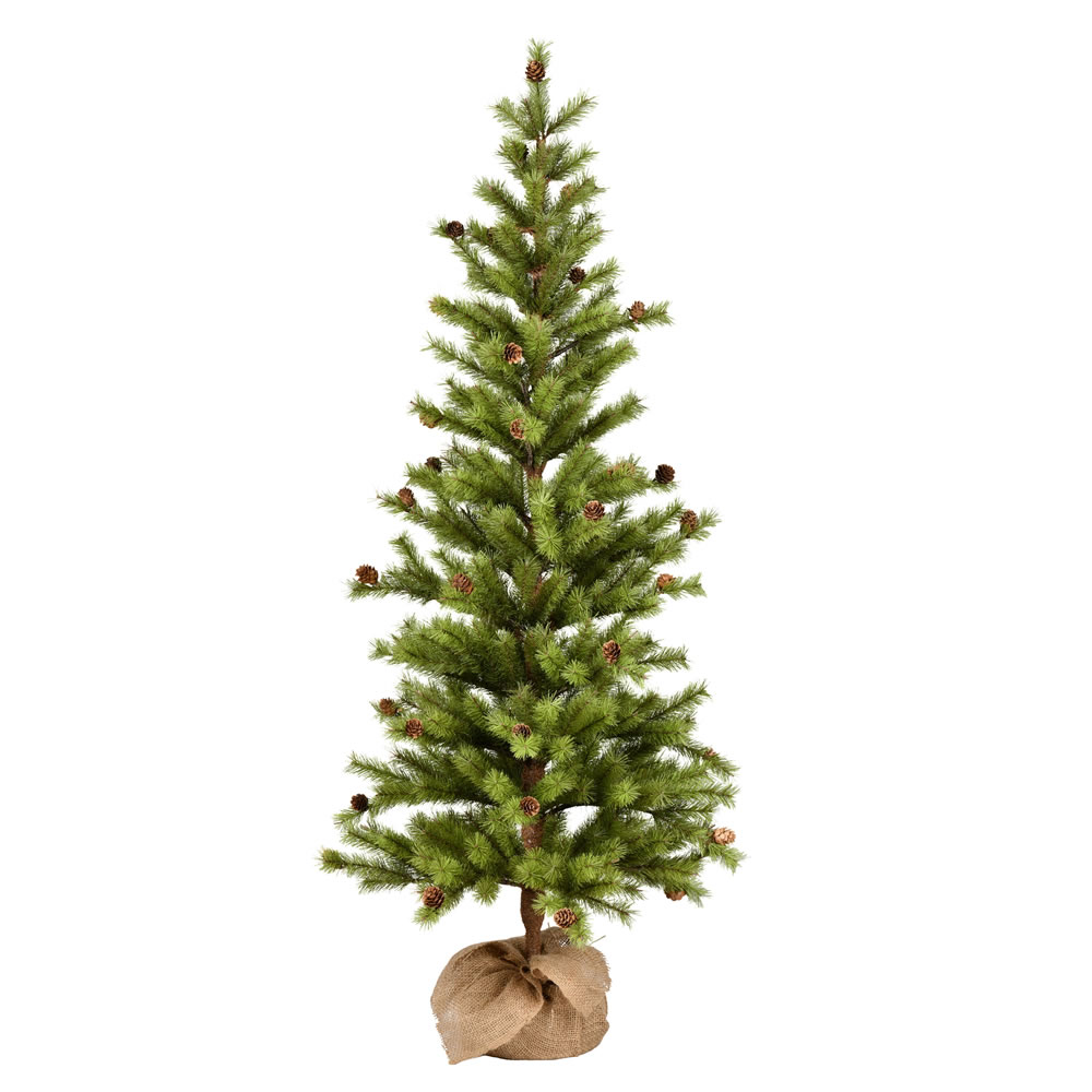4 Foot Vernon Pine Artificial Tree
