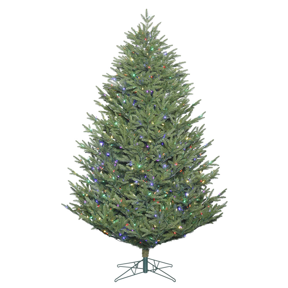 12 Deluxe Frasier Fir Artificial Christmas Tree Unlit