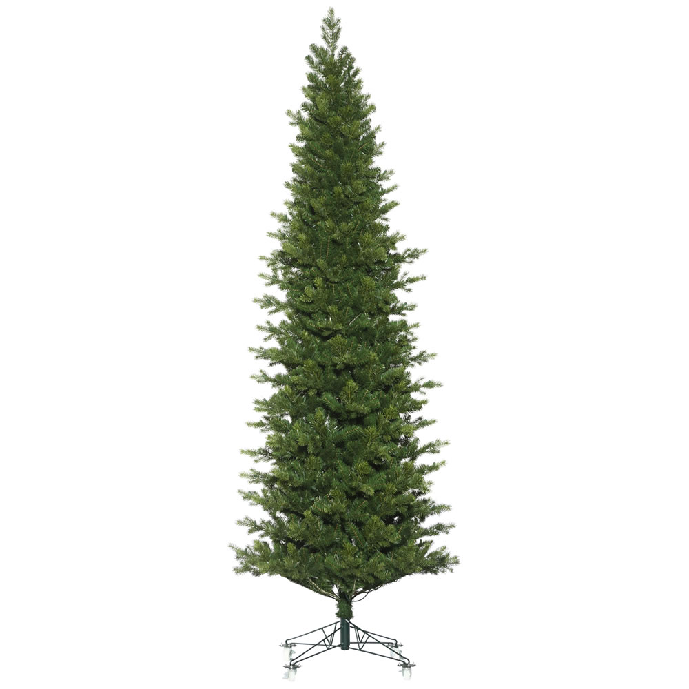 14 Foot Eagle Frasier Slim Artificial Christmas Tree Unlit