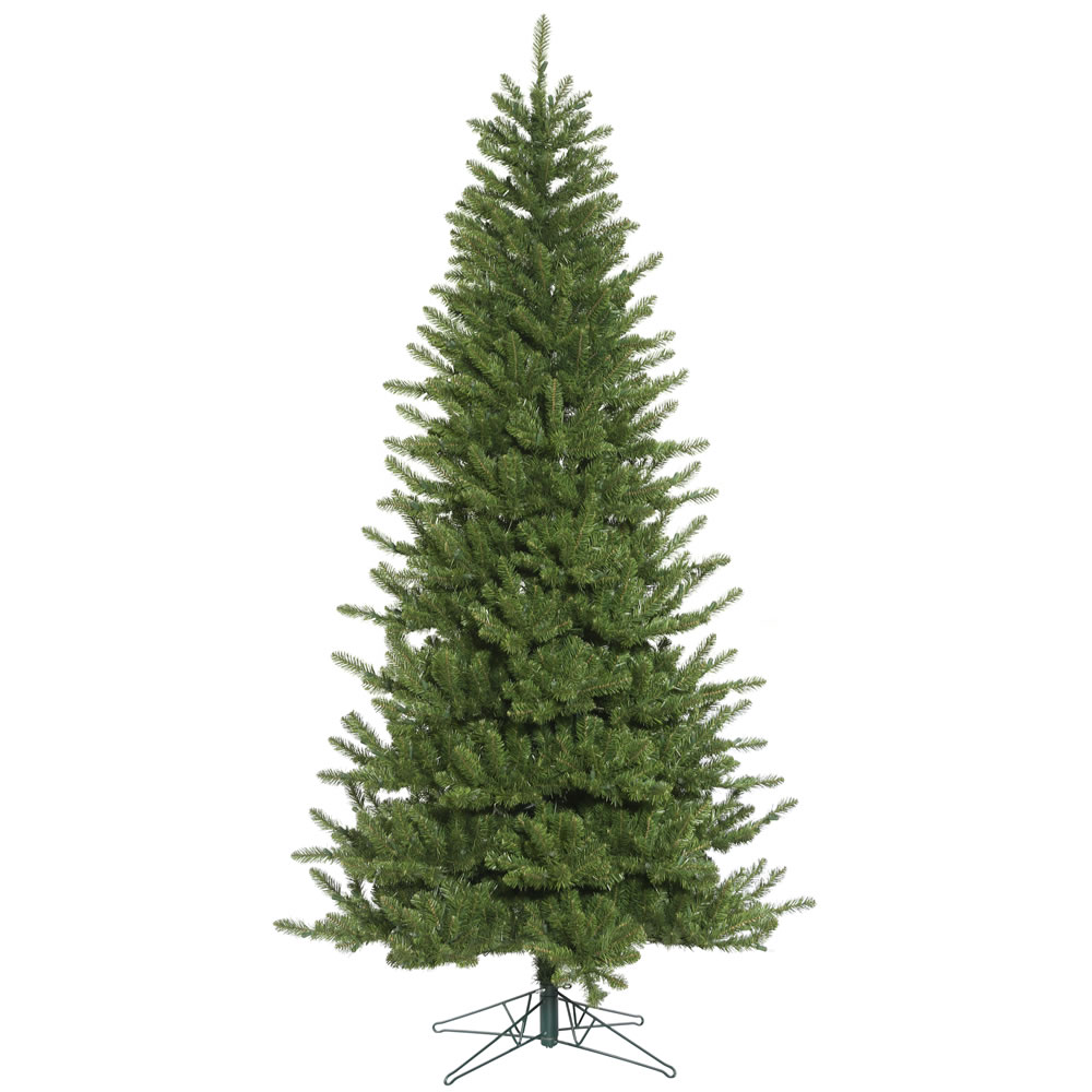 12 Foot Nampa Pine Artificial Christmas Tree Unlit
