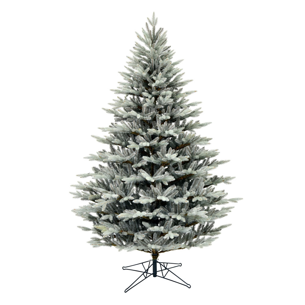 9 Foot Douglas Blue Fir Artificial Christmas Tree Unlit