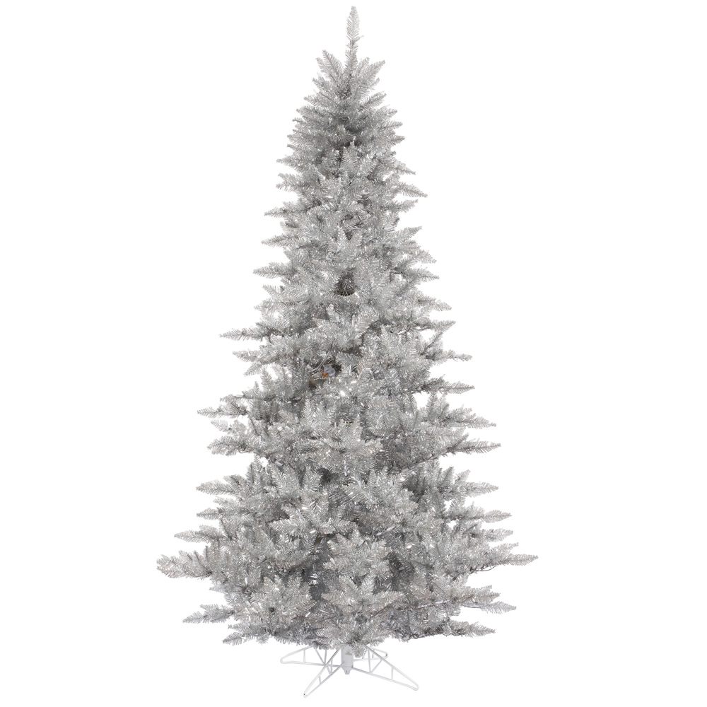 10 Foot Silver Fir Artificial Christmas Tree Unlit