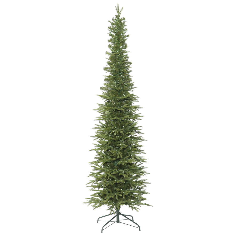 15 Foot Bixley Pencil Fir Artificial Christmas Tree Unlit