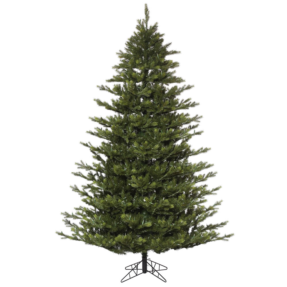 14 Foot Oak Frasier Fir Artificial Christmas Tree Unlit