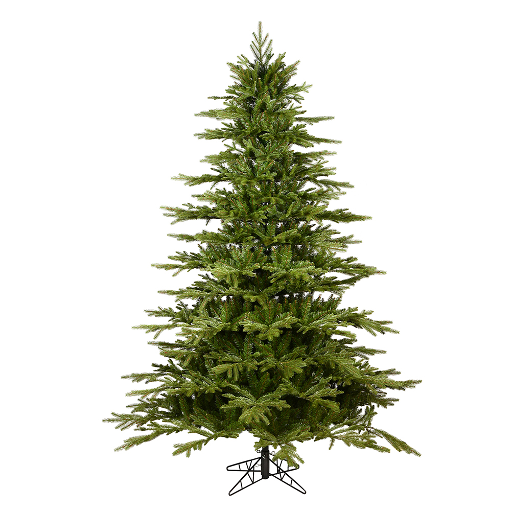 9 Foot Kamas Fraiser Fir Artificial Christmas Tree Unlit