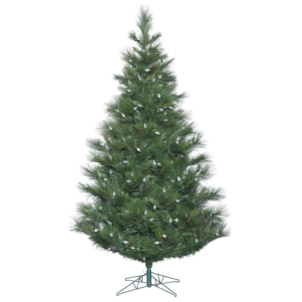7.5 Foot Norway Pine Artificial Christmas Tree Unlit