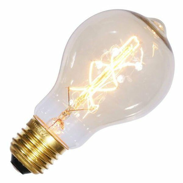 PS60 WARM WHITE LED FILAMENT E26 BULB