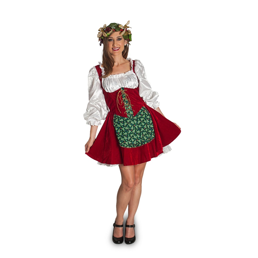 Miss Santa Claus Costume Large Extra Large