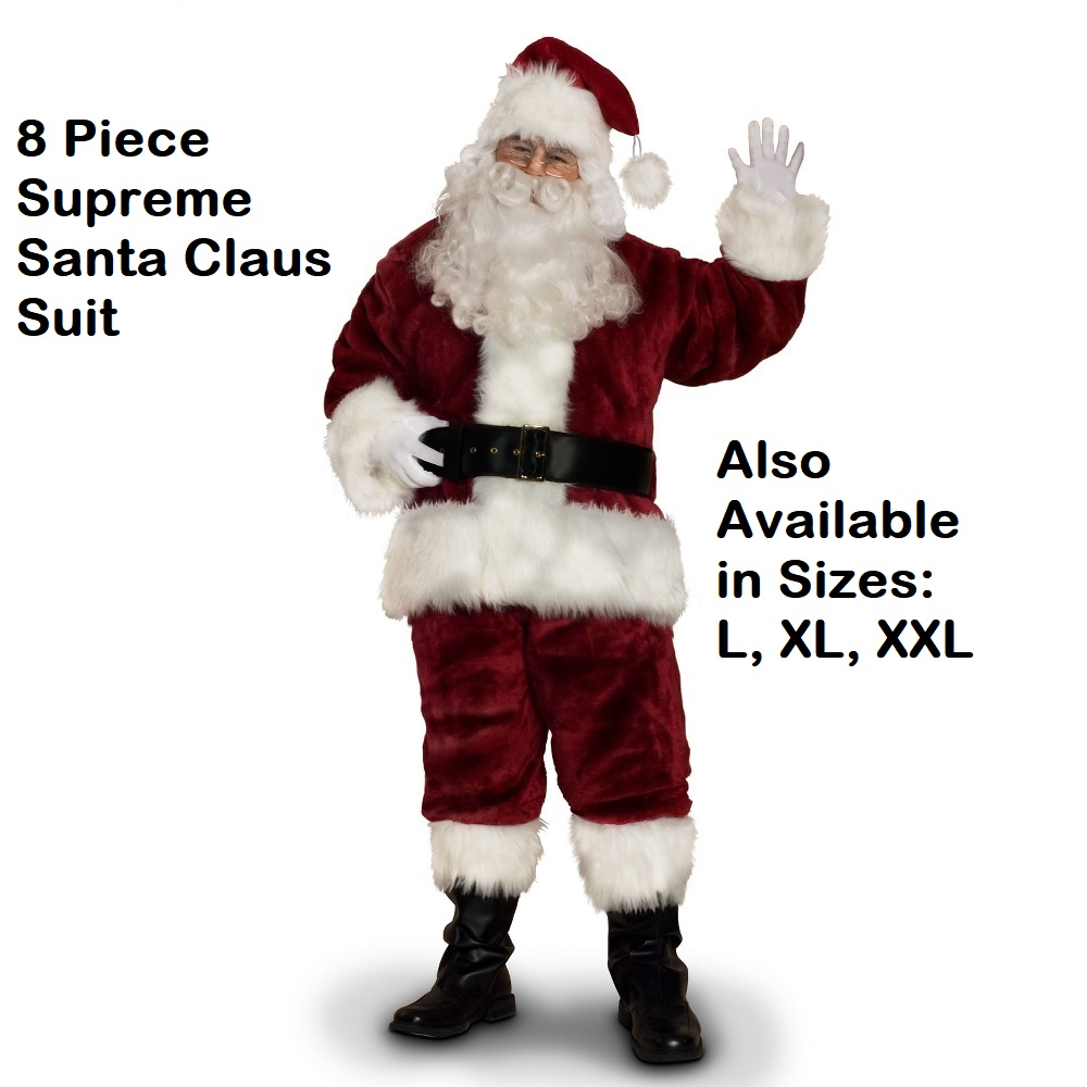Supreme Santa Claus Suit Extra Large
